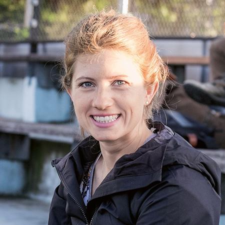 Esther Haller, BSc Ernährung und Diätetik